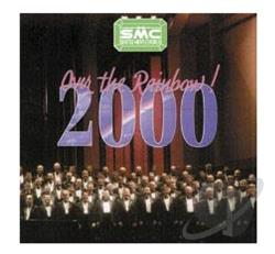 Seattle Men's Chorus - Over The Rainbow 2000 CD Cover Art