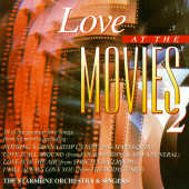 Greatest Love Songs Fro Hit Movies 2 CD Cover Art