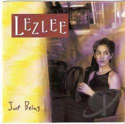 Lezlee - Just Being CD Cover Art