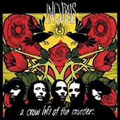 Incubus - Crow Left of the Murder... CD Cover Art
