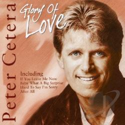 Cetera, Peter - Glory Of Love CD Cover Art