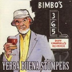 Yerba Buena Stompers - Duff Campbell's Revenge CD Cover Art