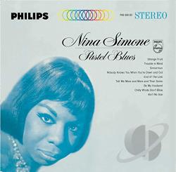 Simone, Nina - Pastel Blues CD Cover Art