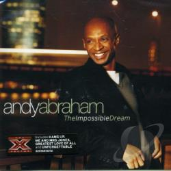 Abraham, Andy - Impossible Dream CD Cover Art