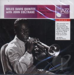 Davis, Miles - Live in Saint Louis 1956 CD Cover Art