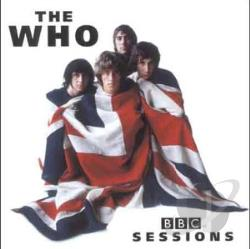 Who - BBC Sessions LP Cover Art