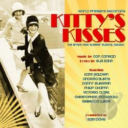 Davis, Sam - Kitty's Kisses CD Cover Art