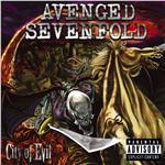 Avenged Sevenfold - City Of Evil (Pa Version) DB Cover Art
