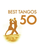 Various Artists - 50 Best Tango DB Cover Art