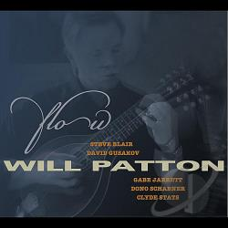 Patton, Will - Flow CD Cover Art