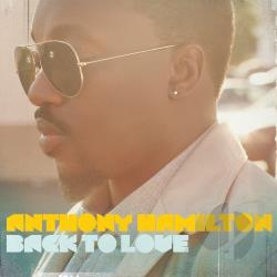 Hamilton, Anthony - Back to Love CD Cover Art