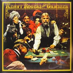 Rogers, Kenny - Gambler LP Cover Art