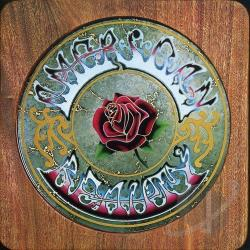 Grateful Dead - American Beauty CD Cover Art
