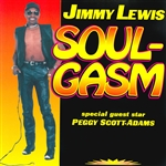 Lewis, Jimmy - Soulgasm CD Cover Art