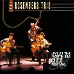Rosenberg Trio - Live at the North Sea Jazz Festival '92 CD Cover Art