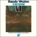 Weston, Randy - Carnival CD Cover Art