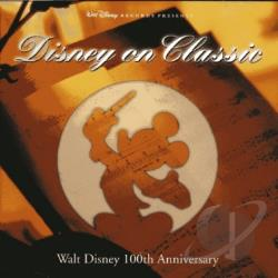 Disney Classic Album CD Cover Art