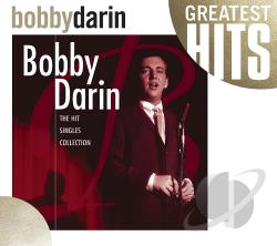 Darin, Bobby - Hit Singles Collection CD Cover Art