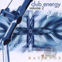 Club Energy V.2 CD Cover Art