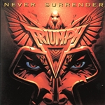 Triumph - Never Surrender CD Cover Art