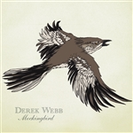 Webb, Derek - Mockingbird CD Cover Art