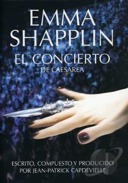 Shapplin, Emma - Concert In Caesara DVD Cover Art