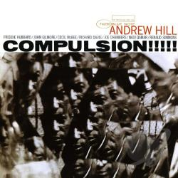 Hill, Andrew - Compulsion CD Cover Art