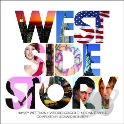 Bernstein, Leonard - West Side Story CD Cover Art