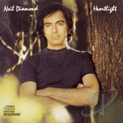 Diamond, Neil - Heartlight CD Cover Art