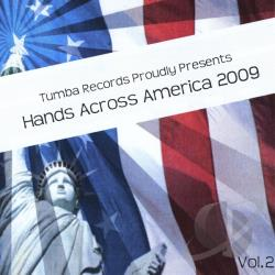 Hands Across America 2009 Vol.2 CD Cover Art