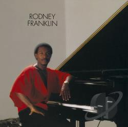 Franklin, Rodney - Rodney Franklin CD Cover Art