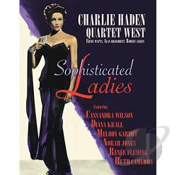 Haden, Charlie / Haden, Charlie Quartet West - Sophisticated Ladies CD Cover Art