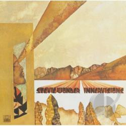 Wonder, Stevie - Innervisions SA Cover Art