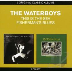 Waterboys - This Is the Sea/Fisherman's Blues CD Cover Art