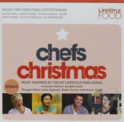 Chefs Christmas CD Cover Art