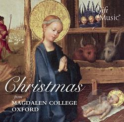 Christmas Choir Of Magdalen