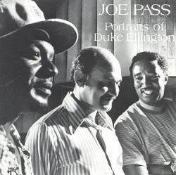 Pass, Joe - Portraits of Duke Ellington CD Cover Art