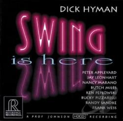Hyman, Dick - Swing Is Here CD Cover Art