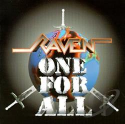 Raven - One For All CD Cover Art