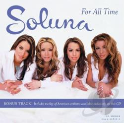 Soluna - For All Time DS Cover Art