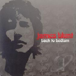 Blunt, James - Back to Bedlam CD Cover Art