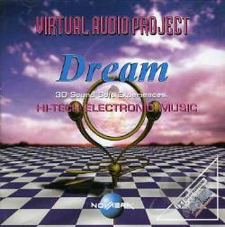 Project, Virtual Audio - Dream CD Cover Art