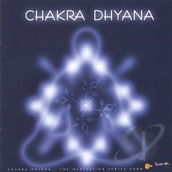 Kosmic Music - Chakra Dhyana CD Cover Art