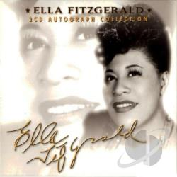 Fitzgerald, Ella - Autograph CD Cover Art