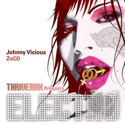 Thrivemix Presents: Electro CD Cover Art