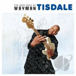 Tisdale, Wayman - Very Best of Wayman Tisdale CD Cover Art