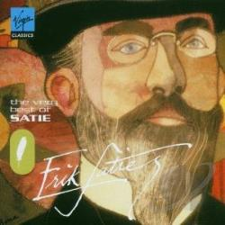 Satie - Very Best of Satie CD Cover Art