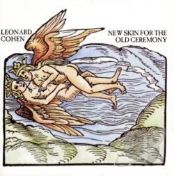 Cohen, Leonard - New Skin for the Old Ceremony CD Cover Art
