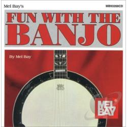 Bay, William - Fun With The Banjo CD Cover Art