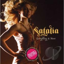 Natalia - Everything & More CD Cover Art
